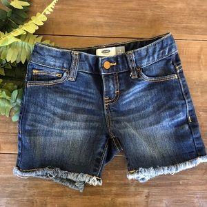 Girls Old navy jean  shorts.💓